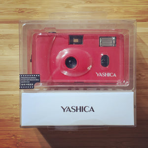 YASHICA MF-1 : RED
