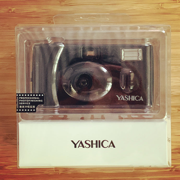 YASHICA MF-1 : BLACK