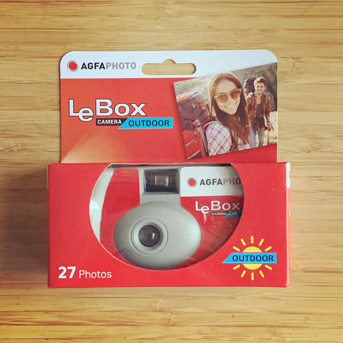 AGFAPHOTO LEBOX CAMERA OUTDOOR