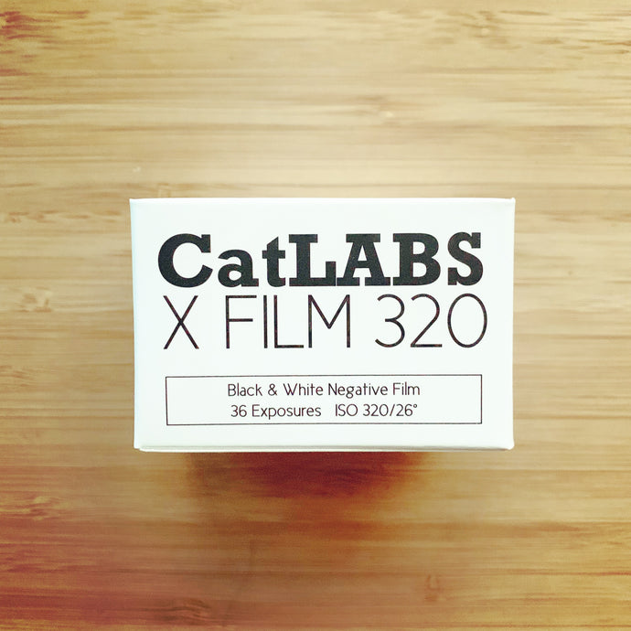 CATLABS X FILM 320