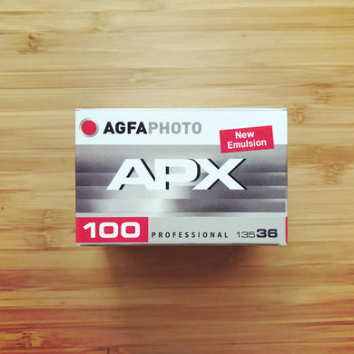 AGFAPHOTO APX PROFESSIONAL 100