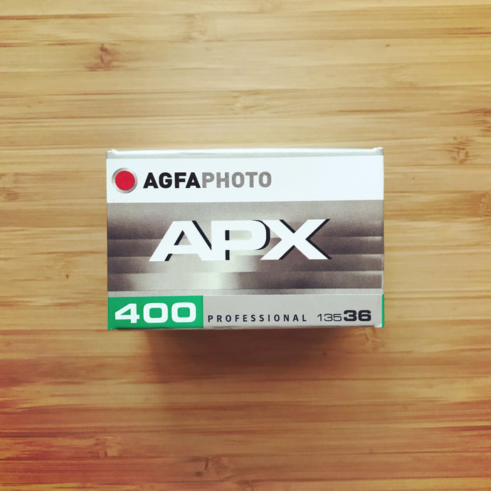 AGFAPHOTO APX PROFESSIONAL 400