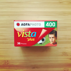 AGFA VISTA PLUS 400