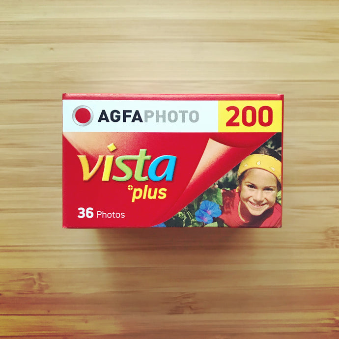 AGFAPHOTO VISTA PLUS 200
