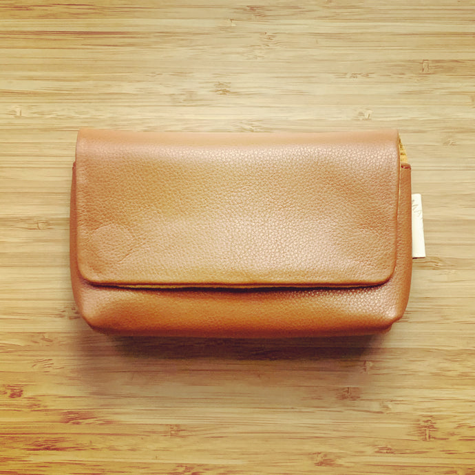 FILM BAG 1 - LIGHT BROWN
