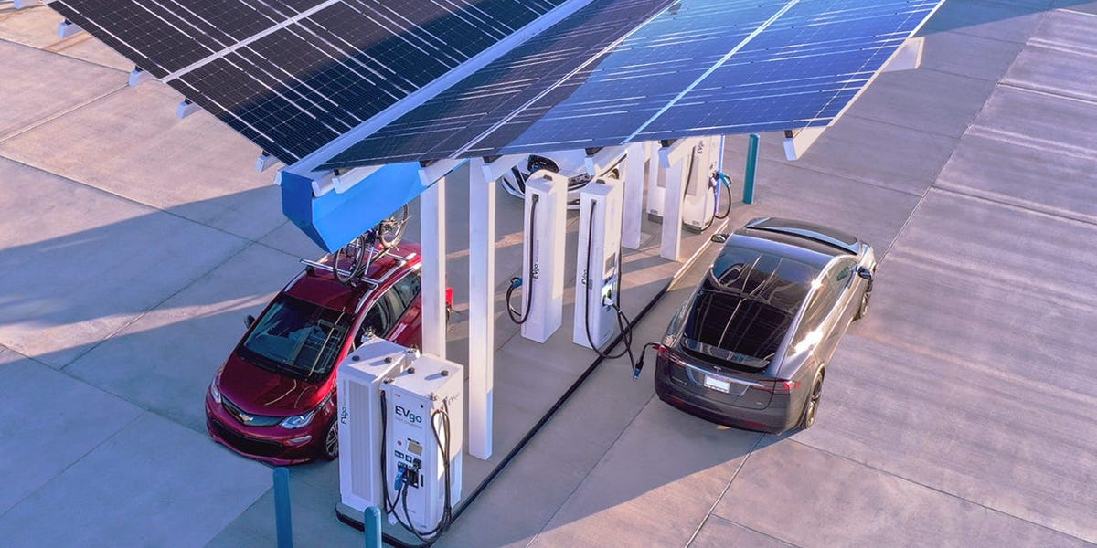 What's the Difference Between EV Charging Levels?