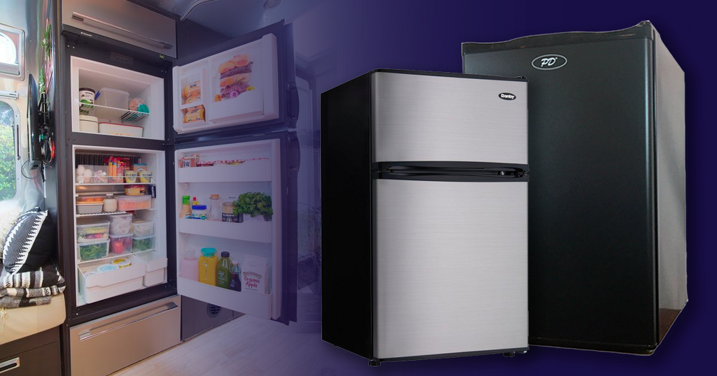How Does A Fridge Work in An RV or Motorhome