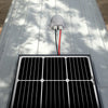 ABS Solar Double Cable Entry Gland Box - BougeRV