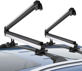 Ski & Snowboard Car Racks Fits 6 Pairs Skis or 4 Snowboards,