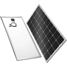 180W 12V Monocrystalline Solar Cell Charger (Delivery starts in Dec.)