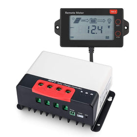 MPPT Solar Charger Controller 40 Amp 12V/24V Auto LCD Display