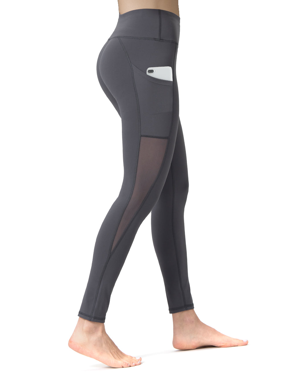 Hot Fashion Mesh Design Yoga Pants - ALONGFIT