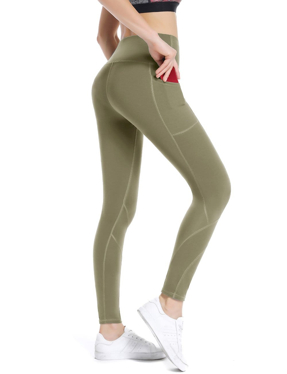 Jogger Yoga Pants - ALONGFIT