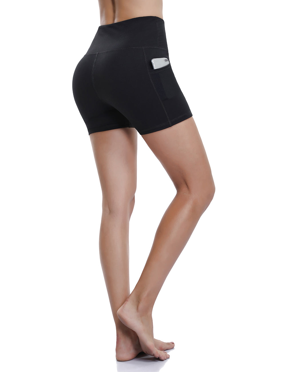 Black Sport Yoga Pants - ALONGFIT