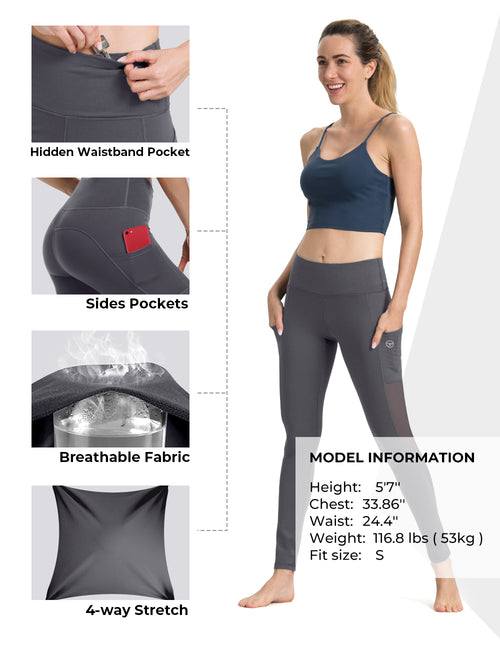 Hot Yoga Pants - ALONGFIT