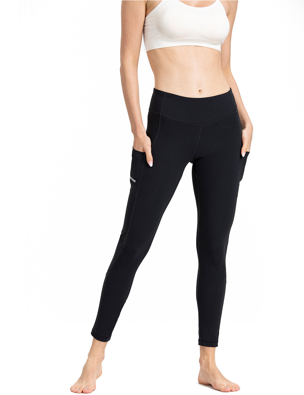 Skinny Yoga Pants - ALONGFIT