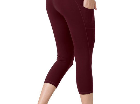 Capri Yoga Pants - ALONGFIT