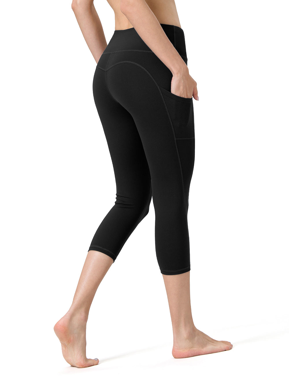 Cropped yoga pants - ALONGFIT