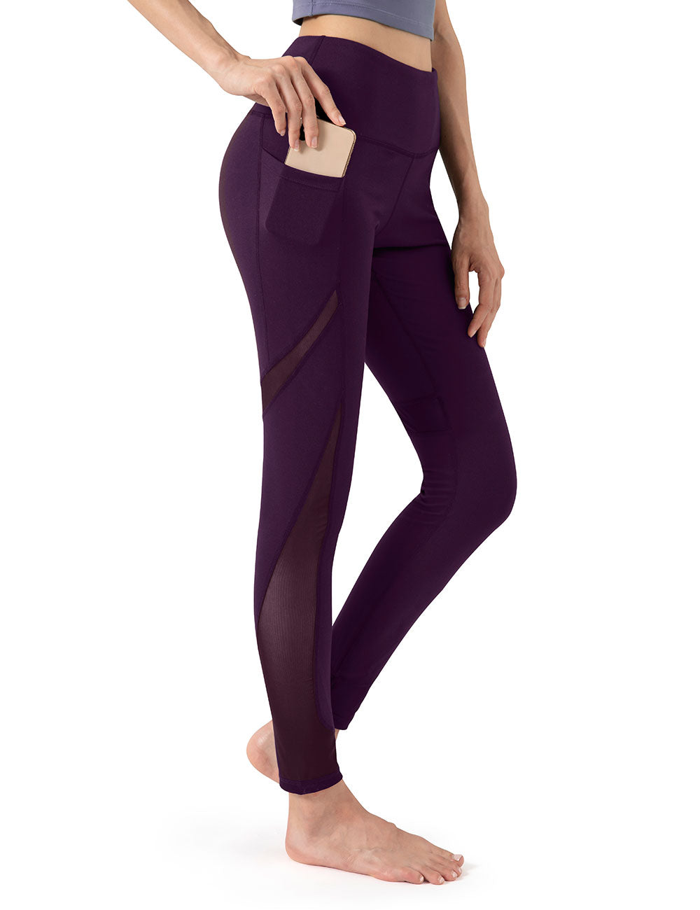 Sport Leggings Pants - ALONGFIT