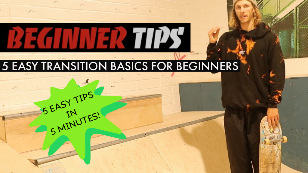 5 Easy Transition Basics For Beginners in 5 Minutes with Harry While