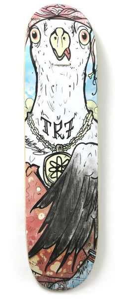 TR7 THUG SEAGULL SKATEBOARD DECK - TR7 SKATE | LOCAL SKATE SHOP IN NEWQUAY | SKATER OWNED
