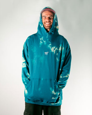 TR7 Neptune Hoodie for Men - UV Logo - TR7 SKATE | LOCAL SKATE SHOP IN NEWQUAY | SKATER OWNED