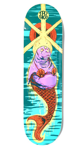 TR7 TRIPPY SEAL SKATEBOARD DECK - TR7 SKATE | LOCAL SKATE SHOP IN NEWQUAY | SKATER OWNED