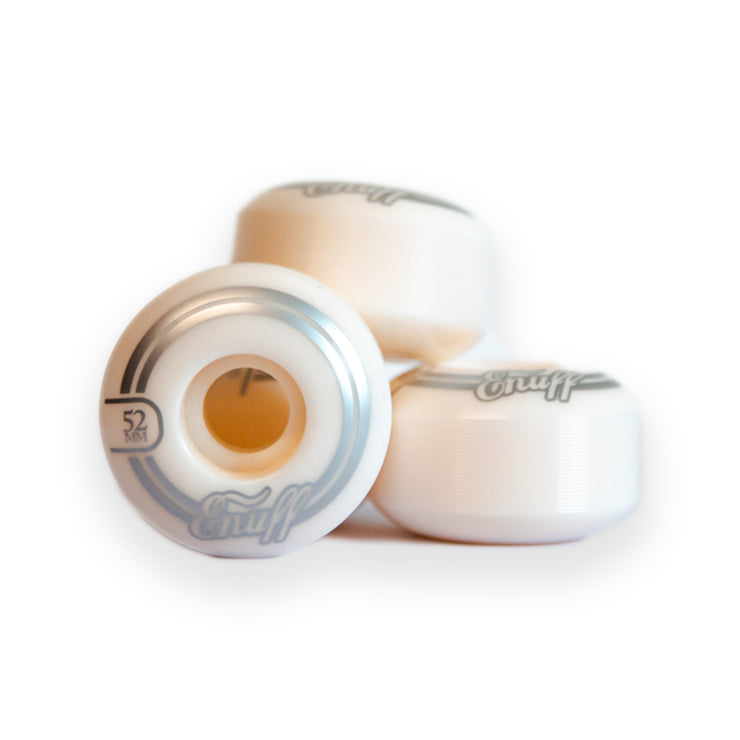Enuff Refresher Wheels Set 52mm-55mm - TR7 SKATEBOARDING | LOCAL SKATE SHOP & INDOOR SKATEPARK IN NEWQUAY
