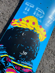 TR7 HARRY WHILE SKATEBOARD DECK