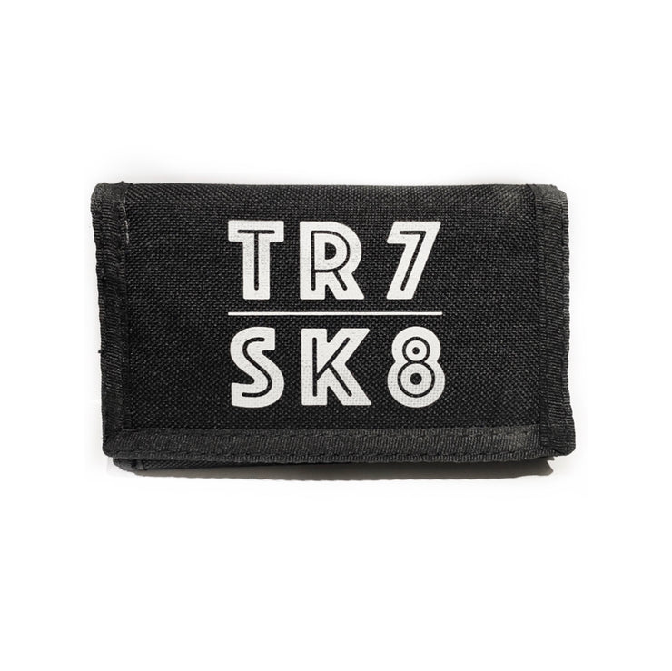 TR7 SK8 Classic Wallet - TR7 SKATE | LOCAL SKATE SHOP IN NEWQUAY | SKATER OWNED