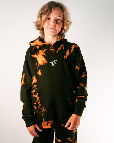 TR7 Mars Hoodie Kids - UV Logo - TR7 SKATE | LOCAL SKATE SHOP IN NEWQUAY | SKATER OWNED