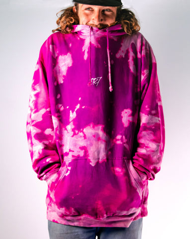 TR7 Milky Way Hoodie for Men - UV Logo - TR7 SKATE | LOCAL SKATE SHOP IN NEWQUAY | SKATER OWNED