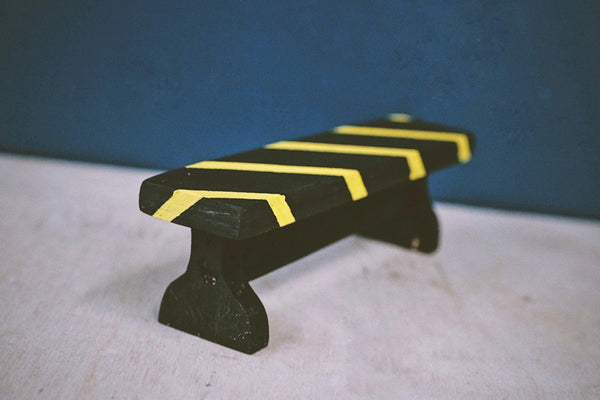 Hazard Bench by Hairy Carpentry - TR7 SKATE | LOCAL SKATE SHOP IN NEWQUAY | SKATER OWNED