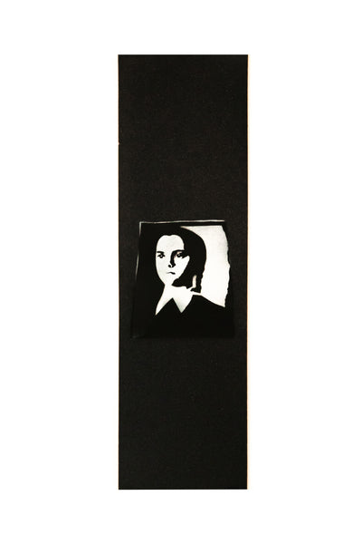 Custom Grip Tape - Wednesday Adams - TR7 SKATE | LOCAL SKATE SHOP IN NEWQUAY | SKATER OWNED