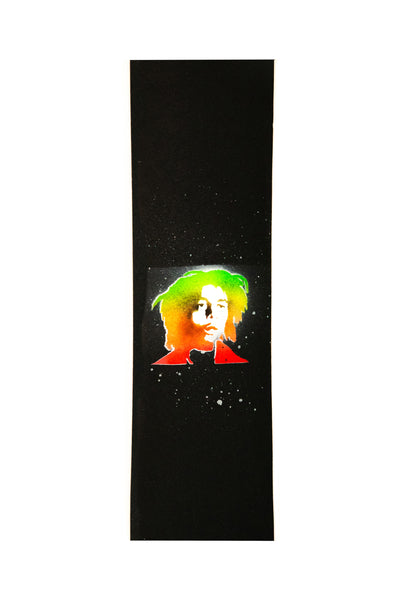 Custom Grip Tape - Bob Marley - TR7 SKATE | LOCAL SKATE SHOP IN NEWQUAY | SKATER OWNED