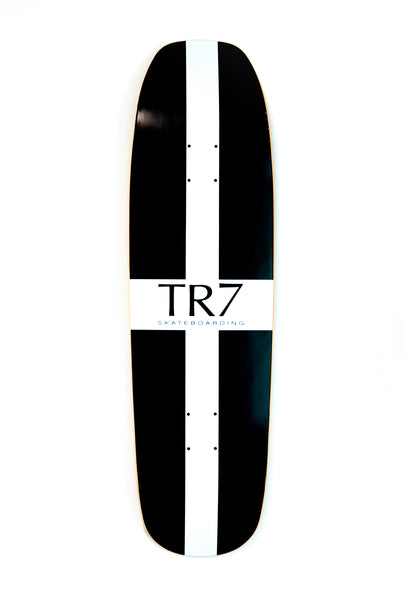 TR7 CORNISH FLAG SHOVEL SKATEBOARD DECK 9.0 - TR7 SKATE | LOCAL SKATE SHOP IN NEWQUAY | SKATER OWNED
