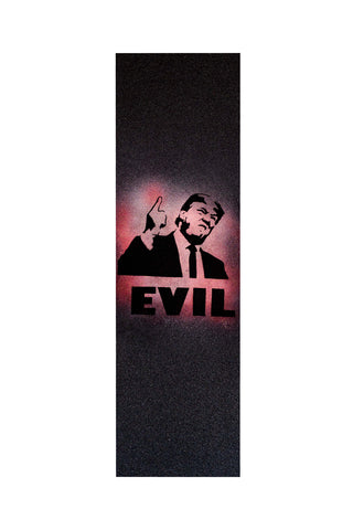 Custom Grip Tape - Trump the Evil - TR7 SKATE | LOCAL SKATE SHOP IN NEWQUAY | SKATER OWNED