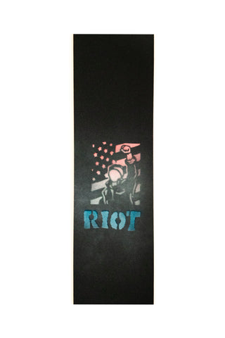 Custom Grip Tape - Riot - TR7 SKATE | LOCAL SKATE SHOP IN NEWQUAY | SKATER OWNED