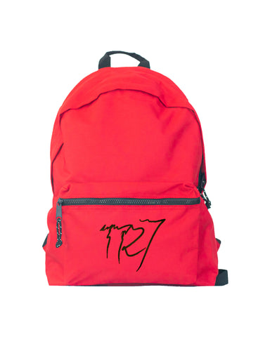 TR7 TEAM BACKPACK - RED - TR7 SKATE | LOCAL SKATE SHOP IN NEWQUAY | SKATER OWNED