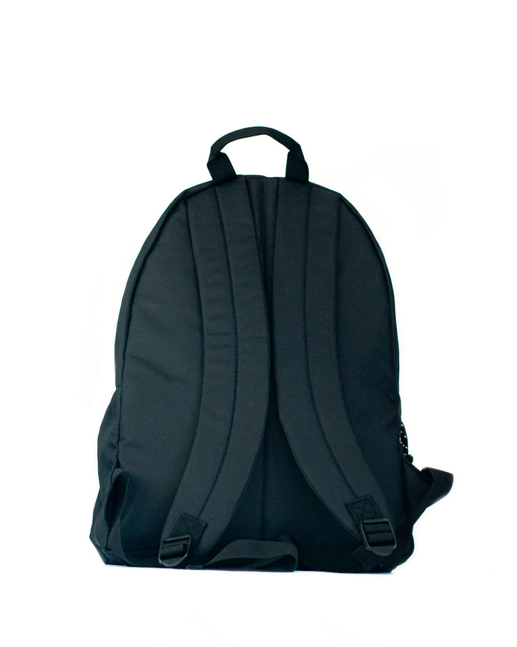 TR7 TEAM BACKPACK - BLACK - TR7 SKATE | LOCAL SKATE SHOP IN NEWQUAY | SKATER OWNED