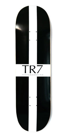 TR7 CORNISH FLAG SKATEBOARD DECK - TR7 SKATE | LOCAL SKATE SHOP IN NEWQUAY | SKATER OWNED