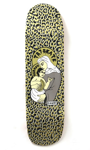 TR7 BABY JESUS POOL BOMBER SKATEBOARD DECK 8.625 - TR7 SKATE | LOCAL SKATE SHOP IN NEWQUAY | SKATER OWNED