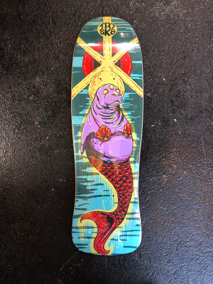 TR7 TRIPPY SEAL NOSS 88 SKATEBOARD DECK 9.0 - TR7 SKATEBOARDING | LOCAL SKATE SHOP & INDOOR SKATEPARK IN NEWQUAY