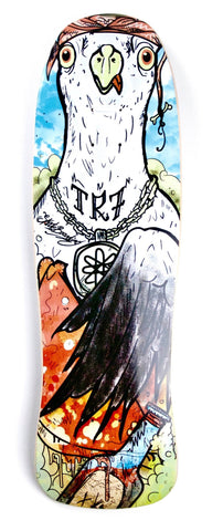 TR7 THUG SEAGULL NOSS 88 SKATEBOARD DECK 9.0 - TR7 SKATE | LOCAL SKATE SHOP IN NEWQUAY | SKATER OWNED