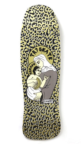 TR7 BABY JESUS NOSS 88 SKATEBOARD DECK 9.0 - TR7 SKATE | LOCAL SKATE SHOP IN NEWQUAY | SKATER OWNED