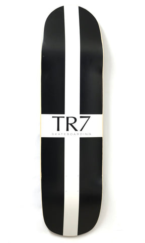 TR7 POOL BOMBER CORNISH FLAG SKATEBOARD DECK 8.625 - TR7 SKATE | LOCAL SKATE SHOP IN NEWQUAY | SKATER OWNED