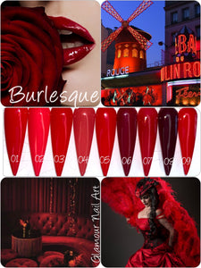 Collection burlesque