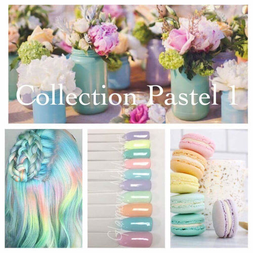 Collection Pastel 1