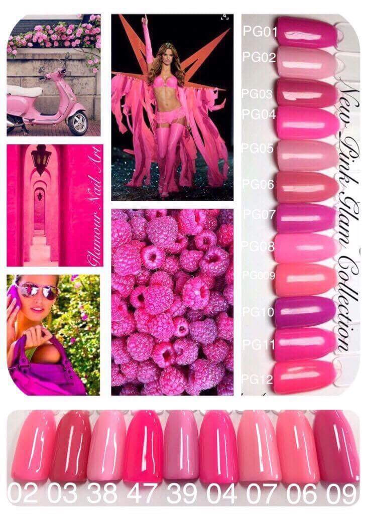 Collection Pink Glam