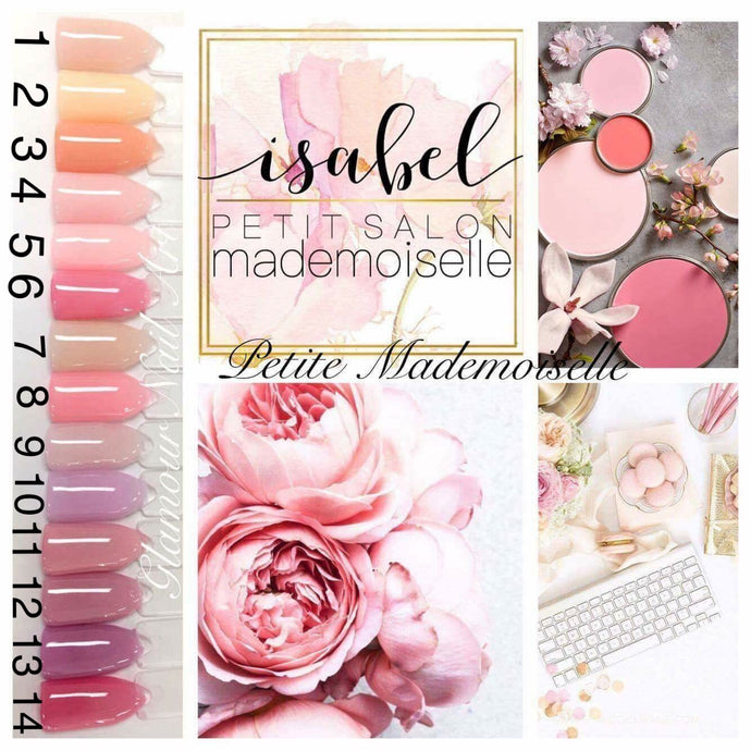 Collection petite mademoiselle